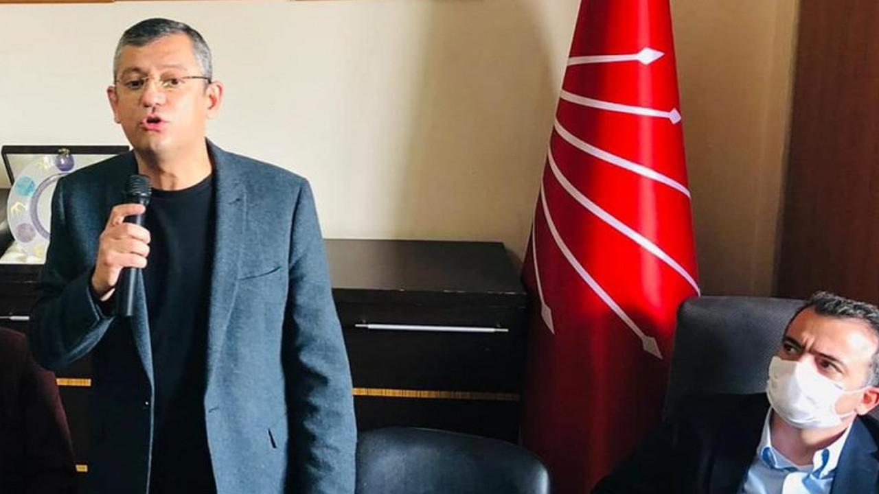 CHP'den ''Cumhurbaşkanı adayı'' açıklaması