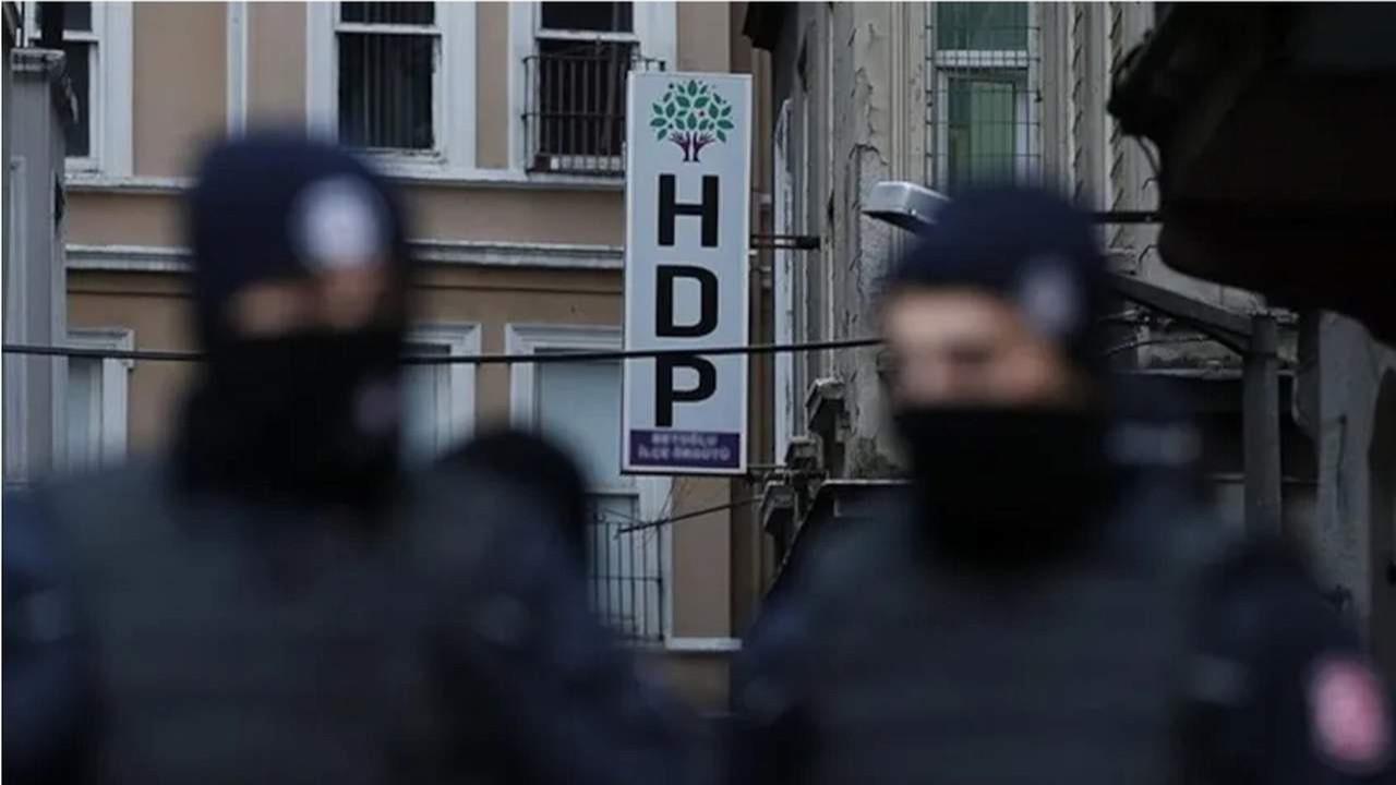HDP yöneticilerine tazminat ödenecek