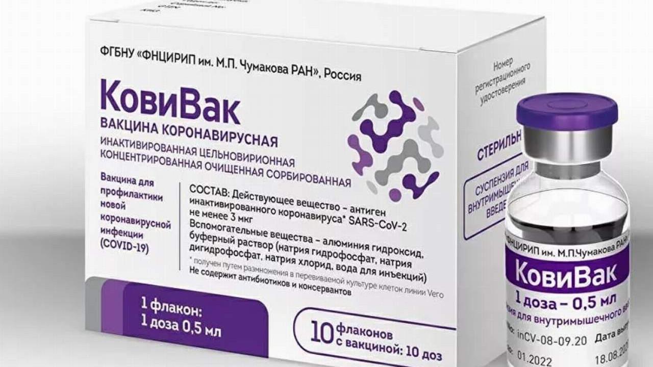Rusya'nın üçüncü koronavirüs aşısı kullanımda