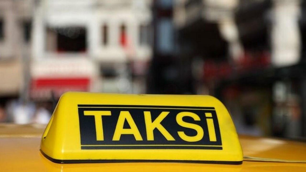 İBB'nin taksi dönüşüm teklifi ikinci kez reddedildi