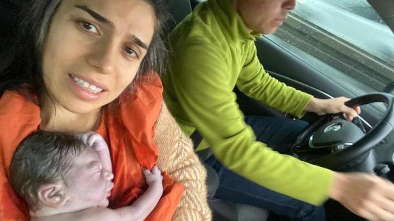 Avrasya Tüneli'nde doğum sürprizi: Tünele 2 kişi girdiler, 3 kişi çıktılar!