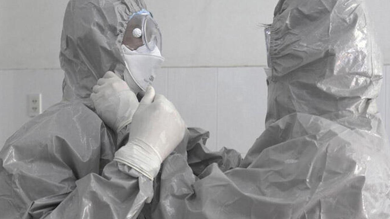 ABD'li uzman: Virüs Çin'deki laboratuvardan çıktı