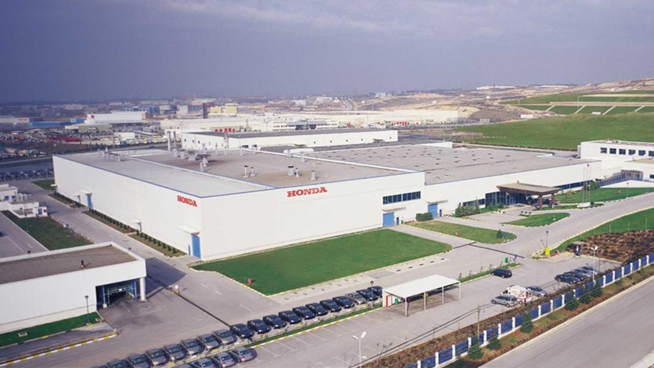 Türkiye'de üretime son veren Honda, tesislerini devrediyor