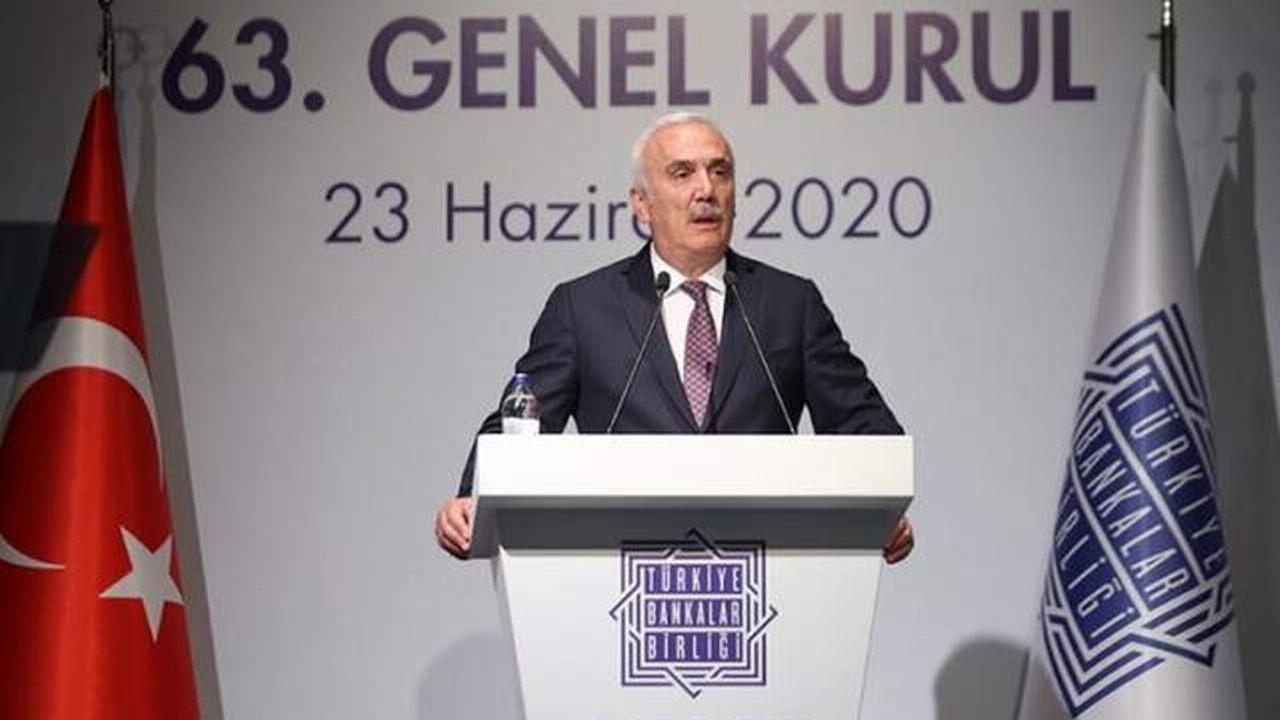 Türkiye Bankalar Birliği Başkanı görevi bıraktı