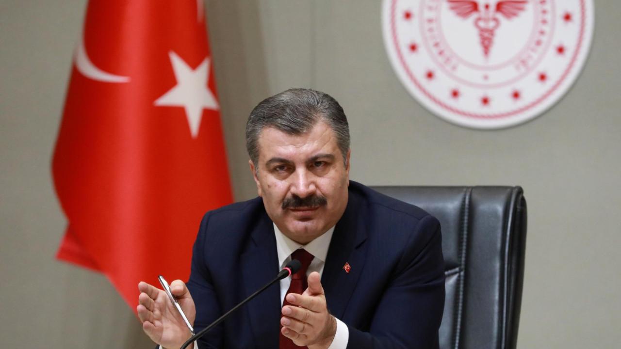 Bakan Koca Türkiye'deki mutasyon virüs sayısını açıkladı