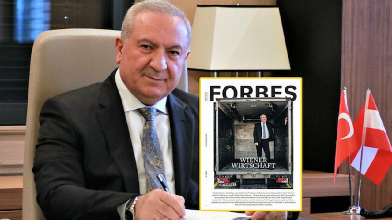Türk'e imkansız de sonra otur izle! 5 bin Euro için gitti; Forbes dergisine kapak oldu!