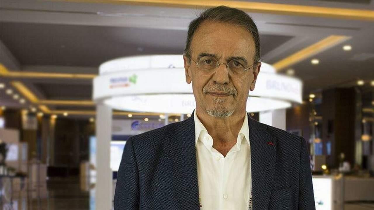 Prof. Dr. Mehmet Ceyhan bu sefer müjdeli haberi verdi