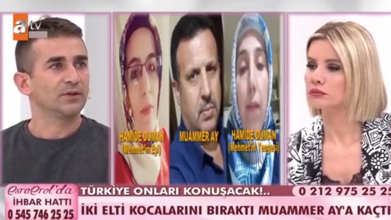 Türkiye'nin konuştuğu ''eltiler'' ortaya çıktı