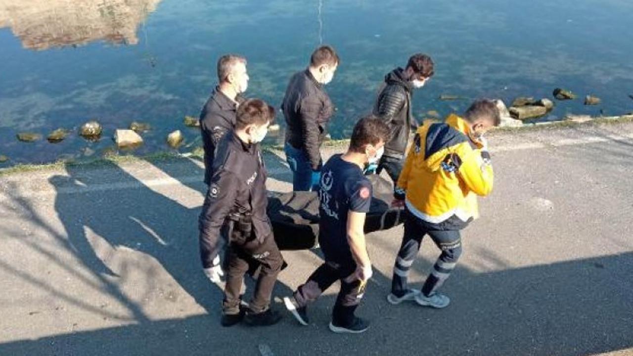 İstanbul'da denizden kadın cesedi çıkarıldı