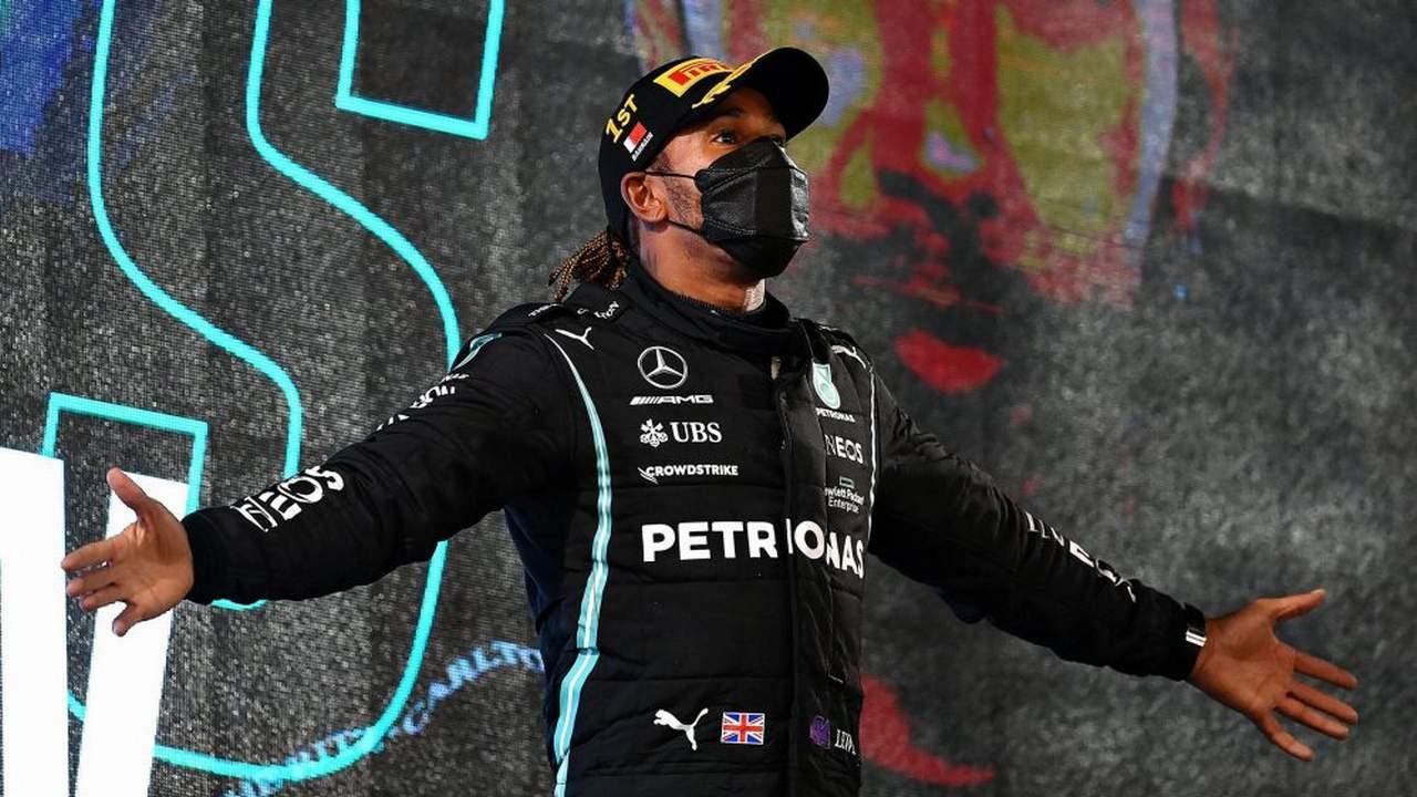 Hamilton, Schumacher'in rekorunu kırdı!