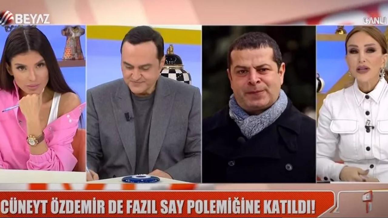 Cüneyt Özdemir'e canlı yayında şoke eden ''ihanet'' suçlaması