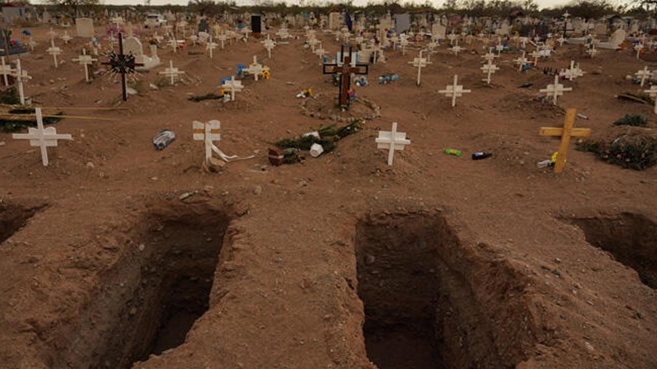 Meksika'da korona ölümleri açıklanandan daha fazla!