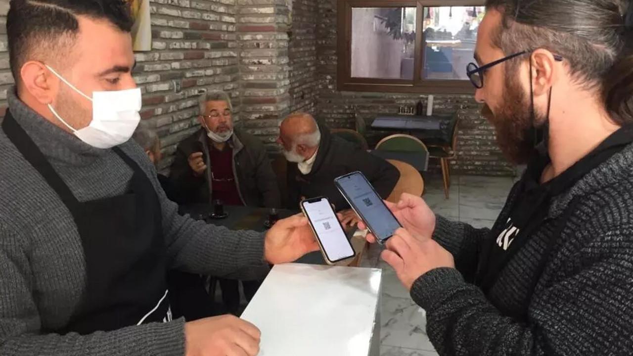 Türkiye'de ilk! Kripto para ile çiğ köfte satışı
