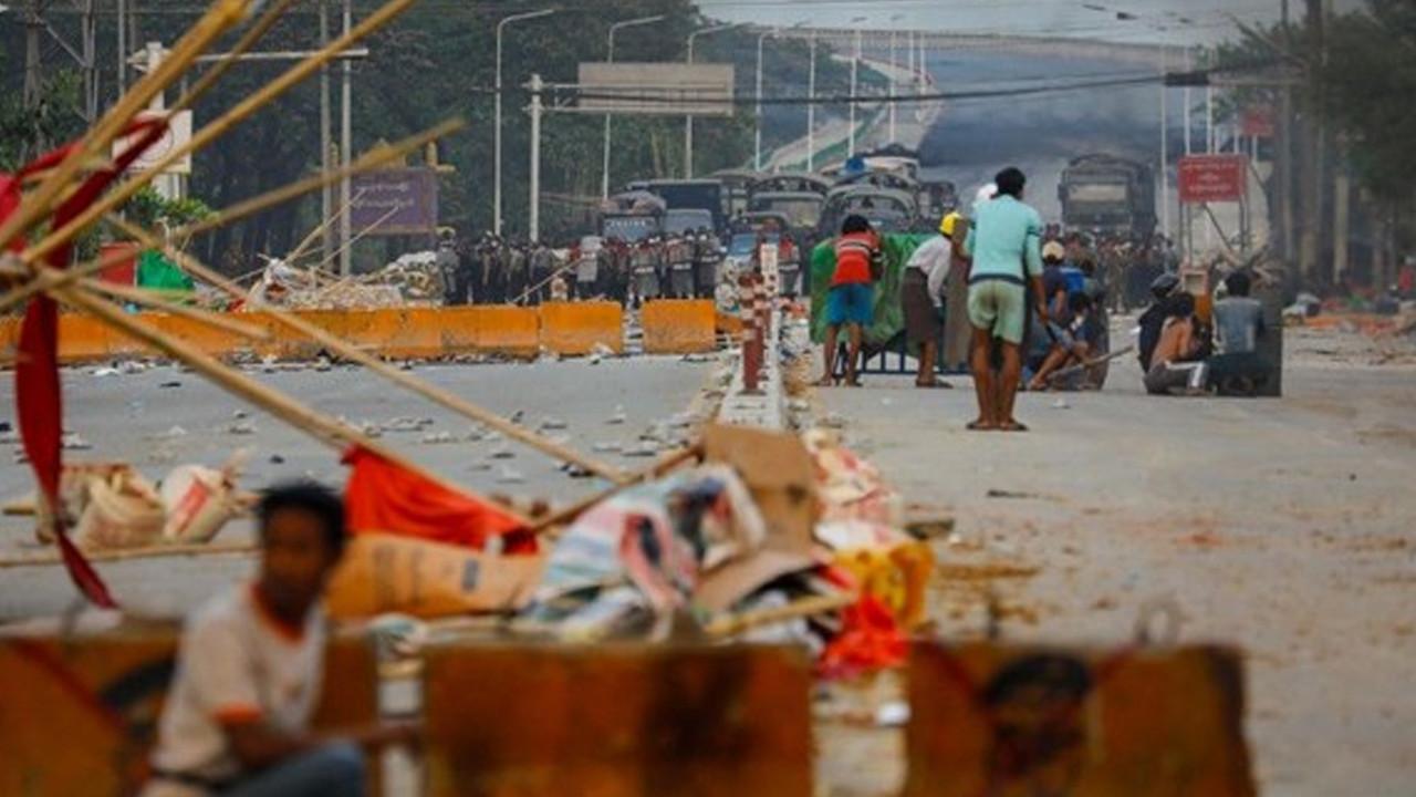 Myanmar'da protestoların bilançosu: 459 ölü