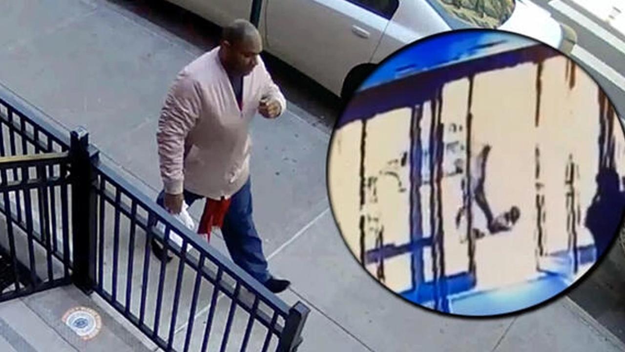 New York'ta ırkçı saldırı dehşeti! Polis her yerde bu adamı arıyor