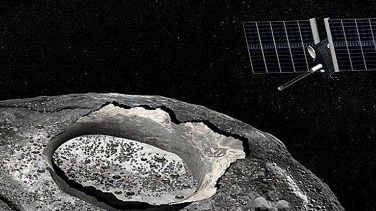 NASA'dan dünya ekonomisini yerle bir edecek proje