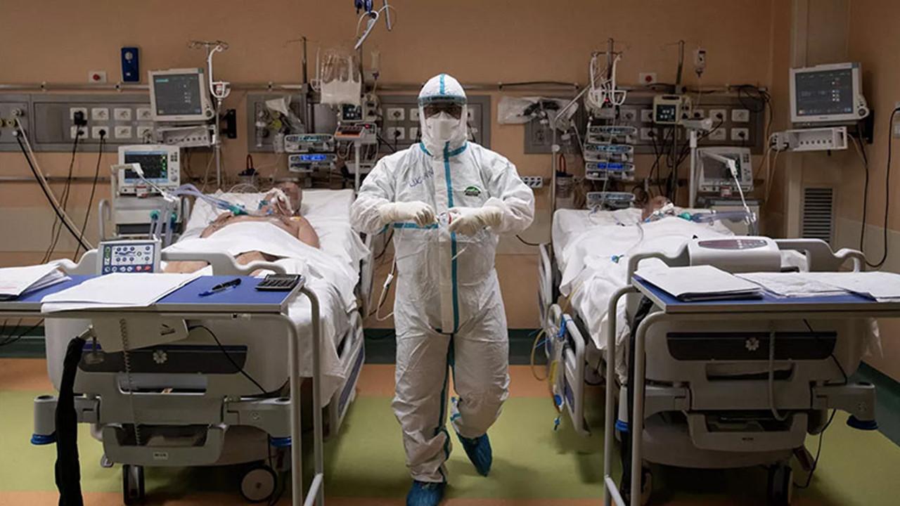 DSÖ'den sağlık çalışanlarıyla ilgili korkunç tahmin