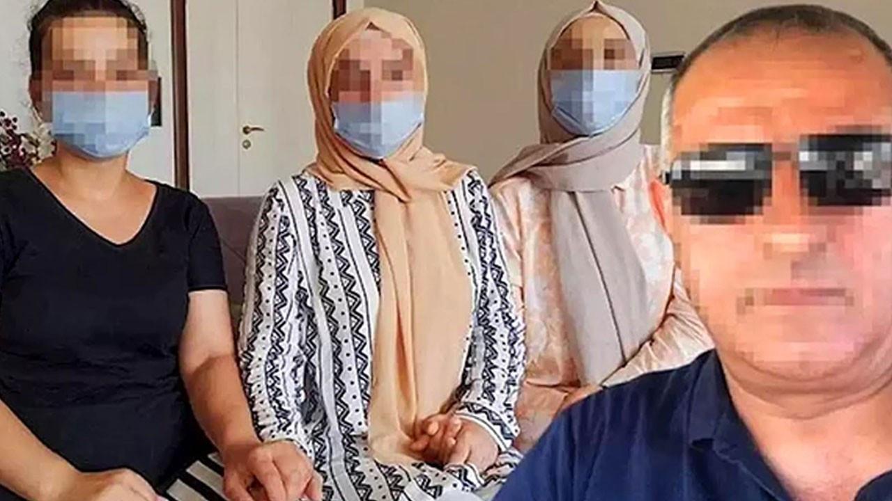 Öz kızlarına tecavüz eden ve eşini pazarlayan sapık tahliye edildi!