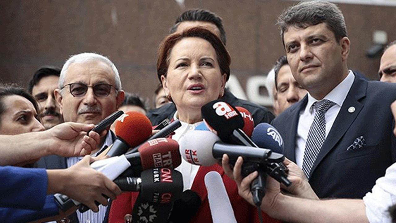Meral Akşener, İstanbul Sözleşmesi kararının iptali için Danıştay'a başvurdu!