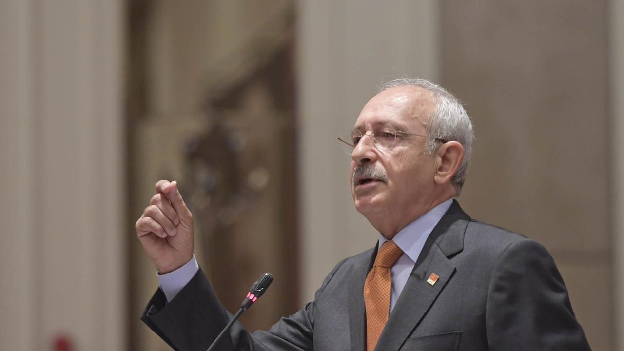 Kılıçdaroğlu'nun dokunulmazlık fezlekesi Meclis'te!