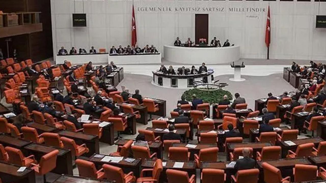 TBMM Genel Kurulu'nda ''terör'' tartışması