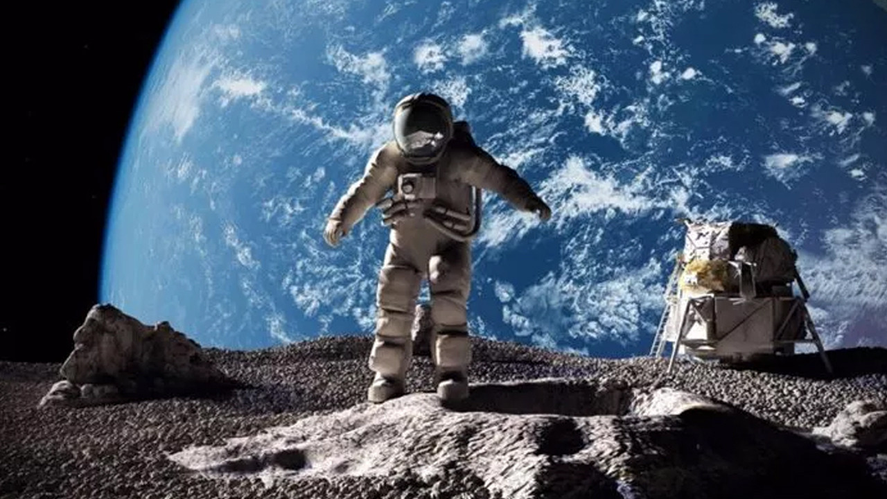 Uzayda 340 gün kalan astronotun kalbi küçüldü