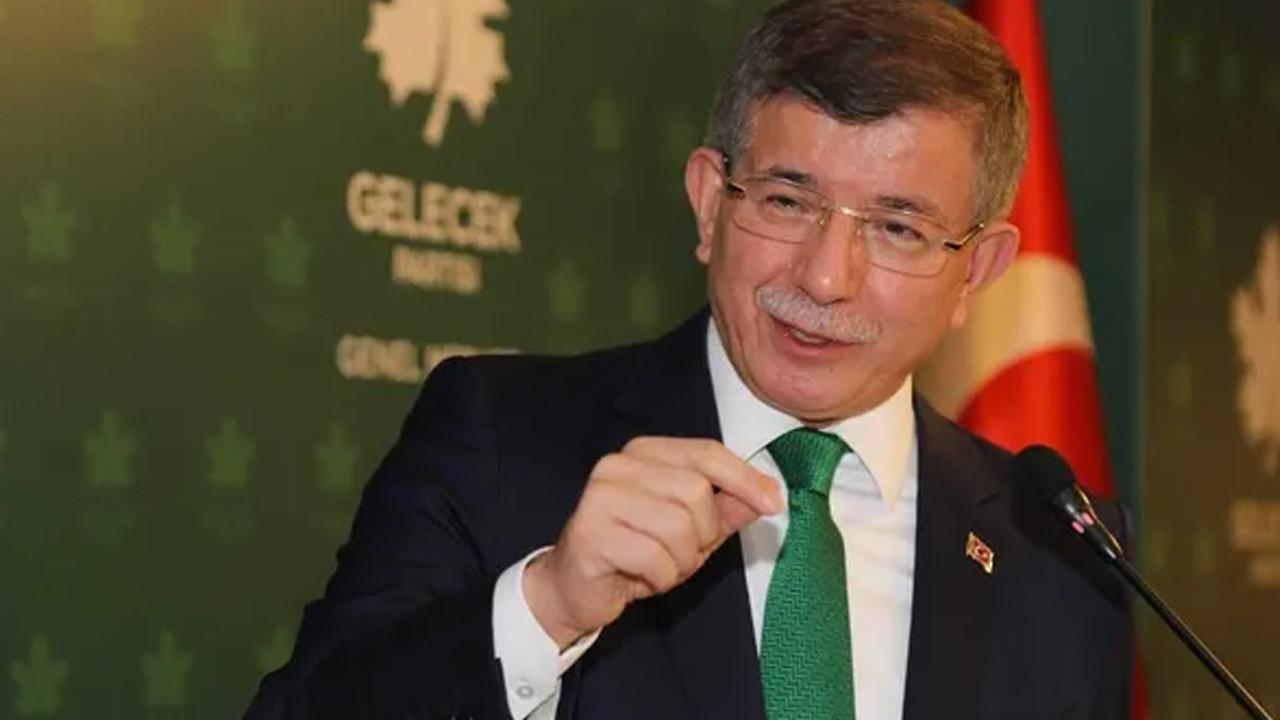 Davutoğlu'ndan Bahçeli'nin ''AYM kapatılmalı'' sözlerine tepki