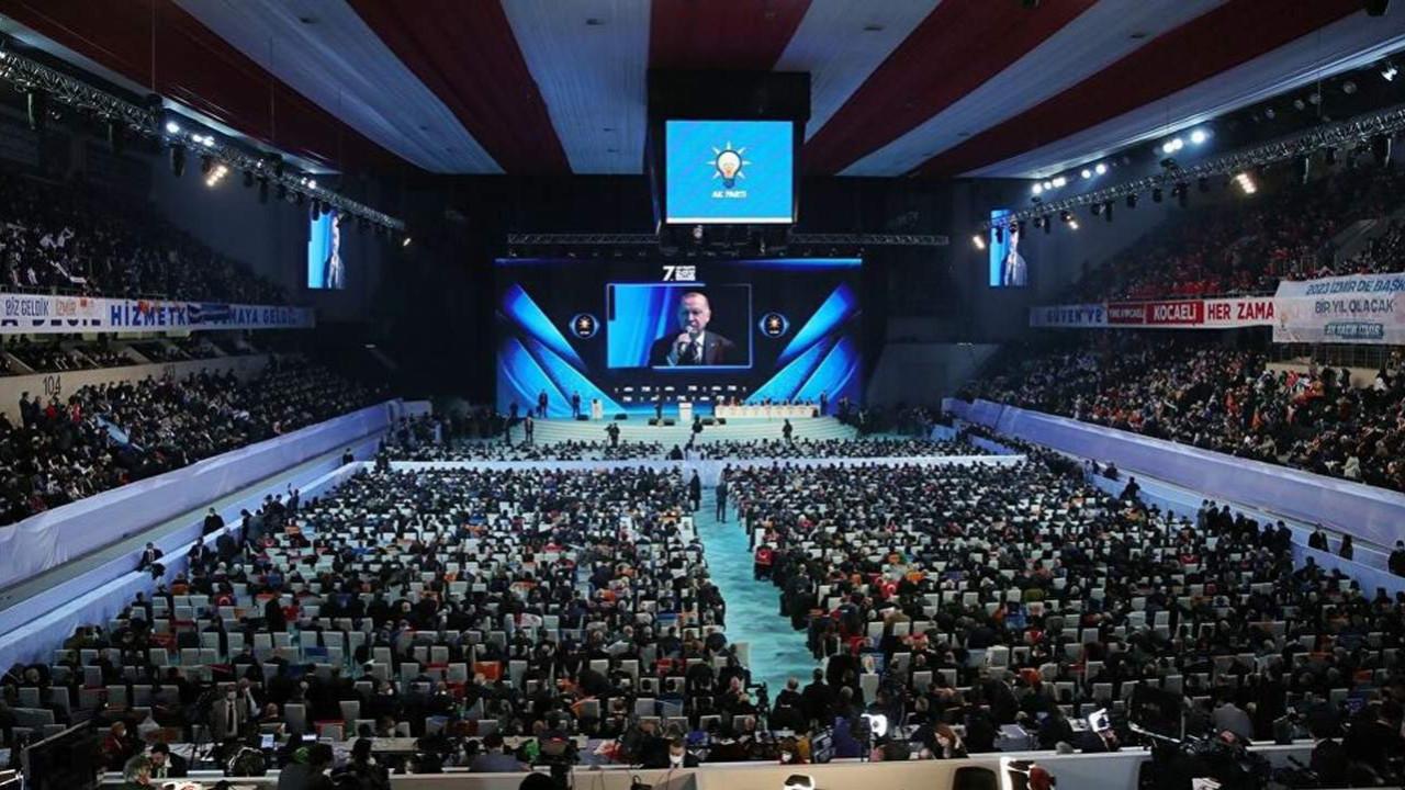 AK Parti'nin lebaleb kongresi sonrası: 37 partilinin testi pozitif!
