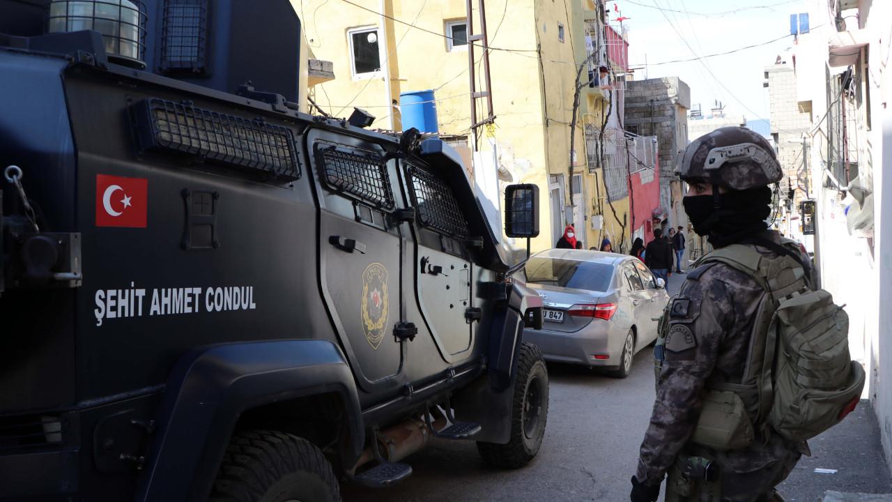 950 polisle uyuşturucu operasyonu: 29 gözaltı