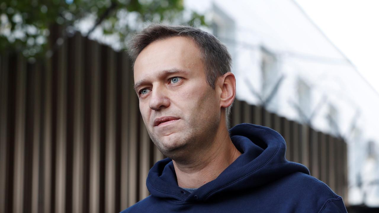 Rus muhalif açlık grevine başladı