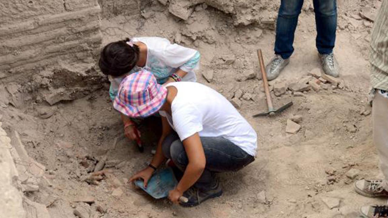 İstanbul'da 800 bin yıl öncesine ait yaşam izleri bulundu