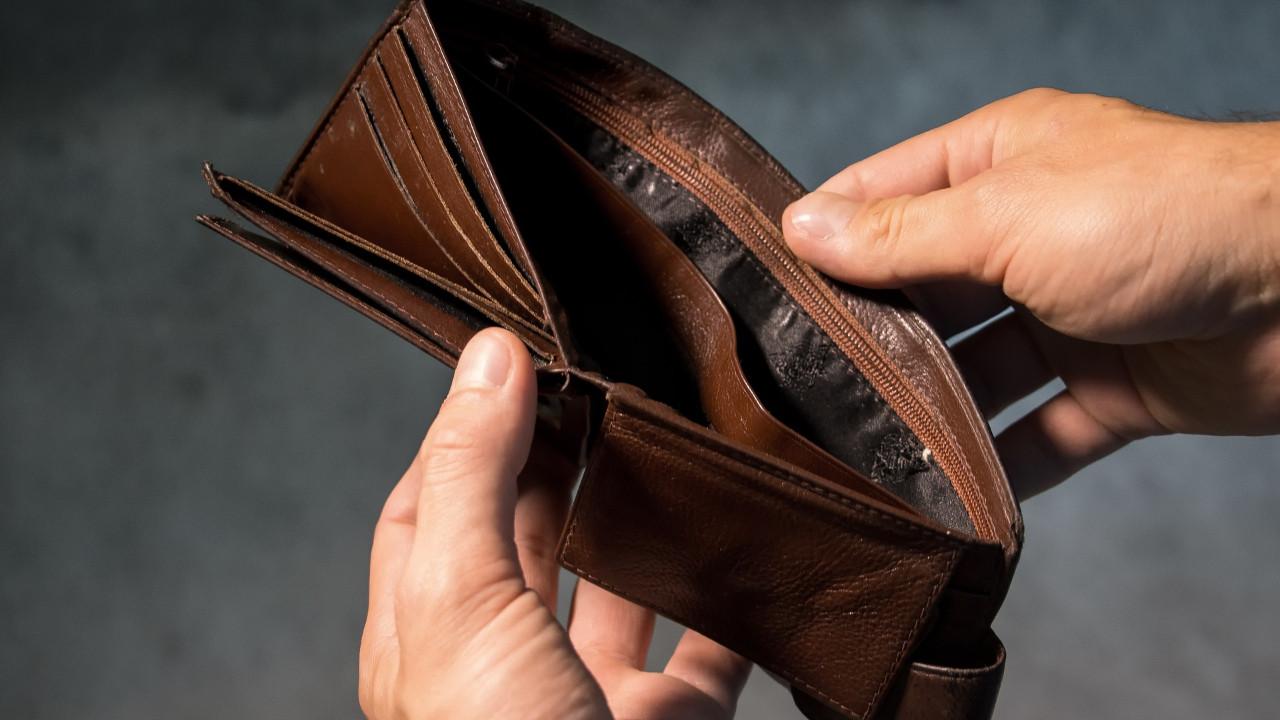 Enflasyon maaşları ezip geçti!