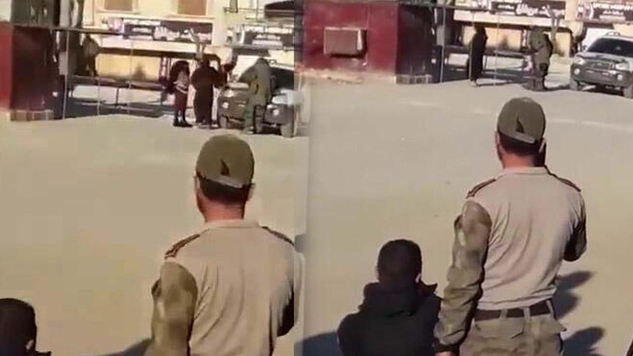 İki kadın terörist, eylem öncesi bombalarla yakalandı