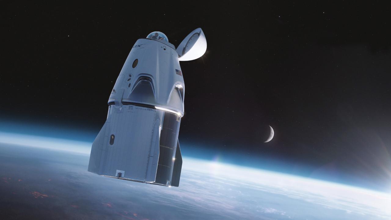 Elon Musk'ın yeni uzay aracı tanıtıldı