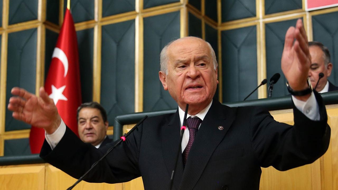 Bahçeli'nin ''AYM'' çıkışına cevap veren AK Partili isimden geri adım