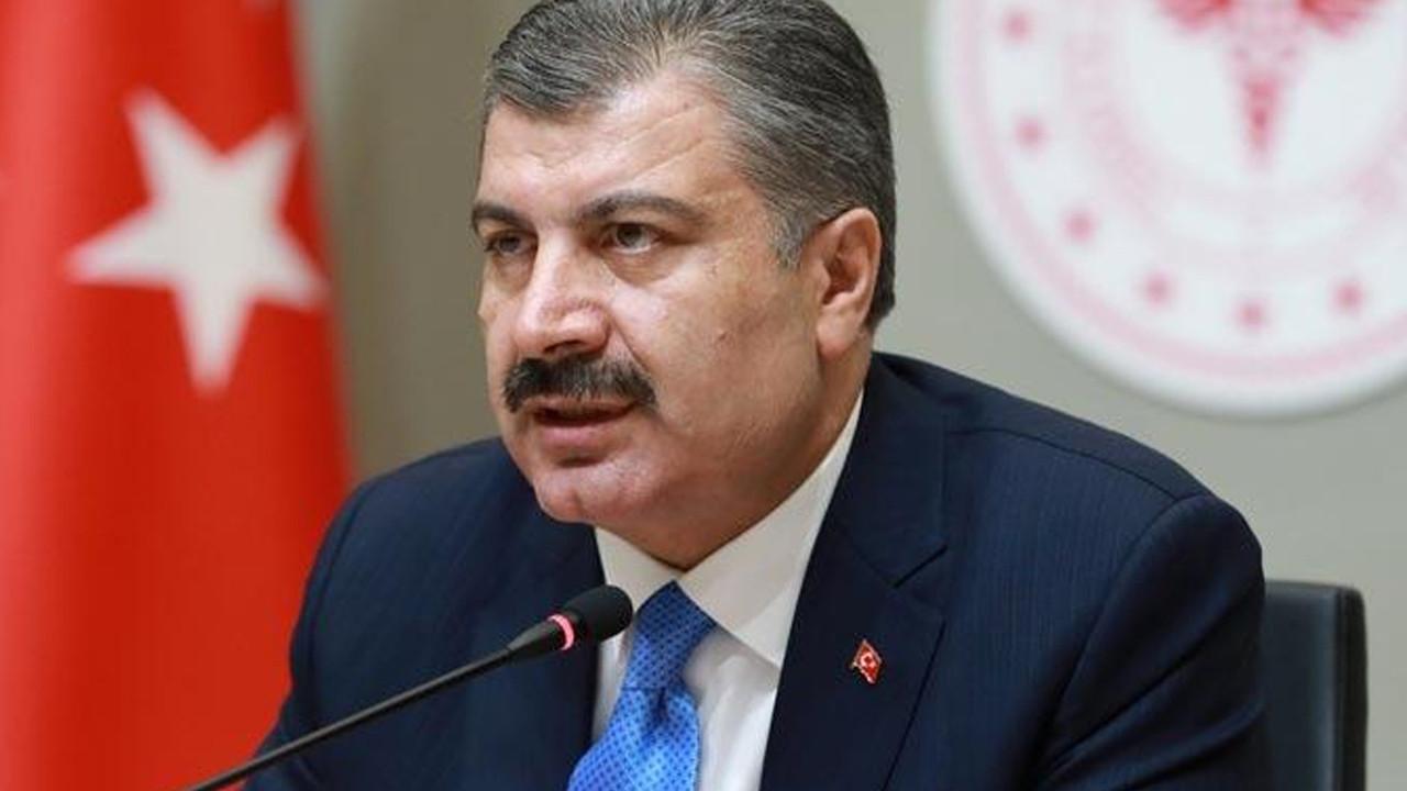 Bakan Koca, Prof. Dr. Cemil Taşcıoğlu'nu andı