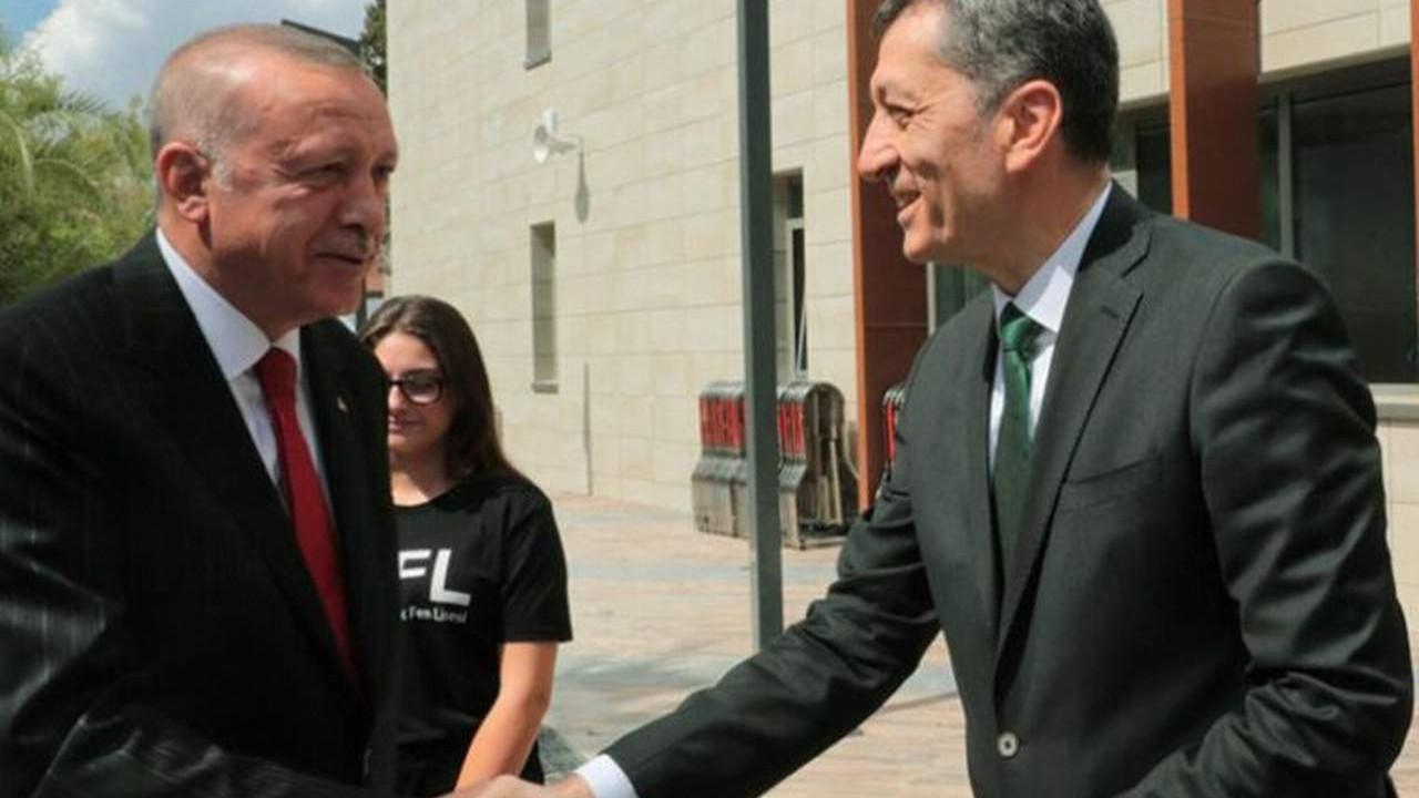 Kimin söylediği doğru ? Cumhurbaşkanı Erdoğan'ın mı Bakan Selçuk'un mu ?