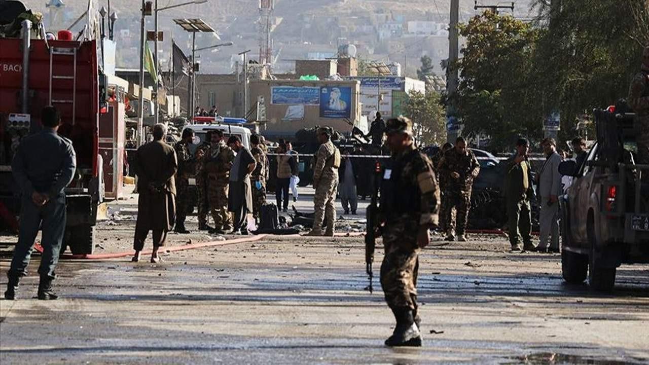 Afganistan'da 2 bombalı saldırı