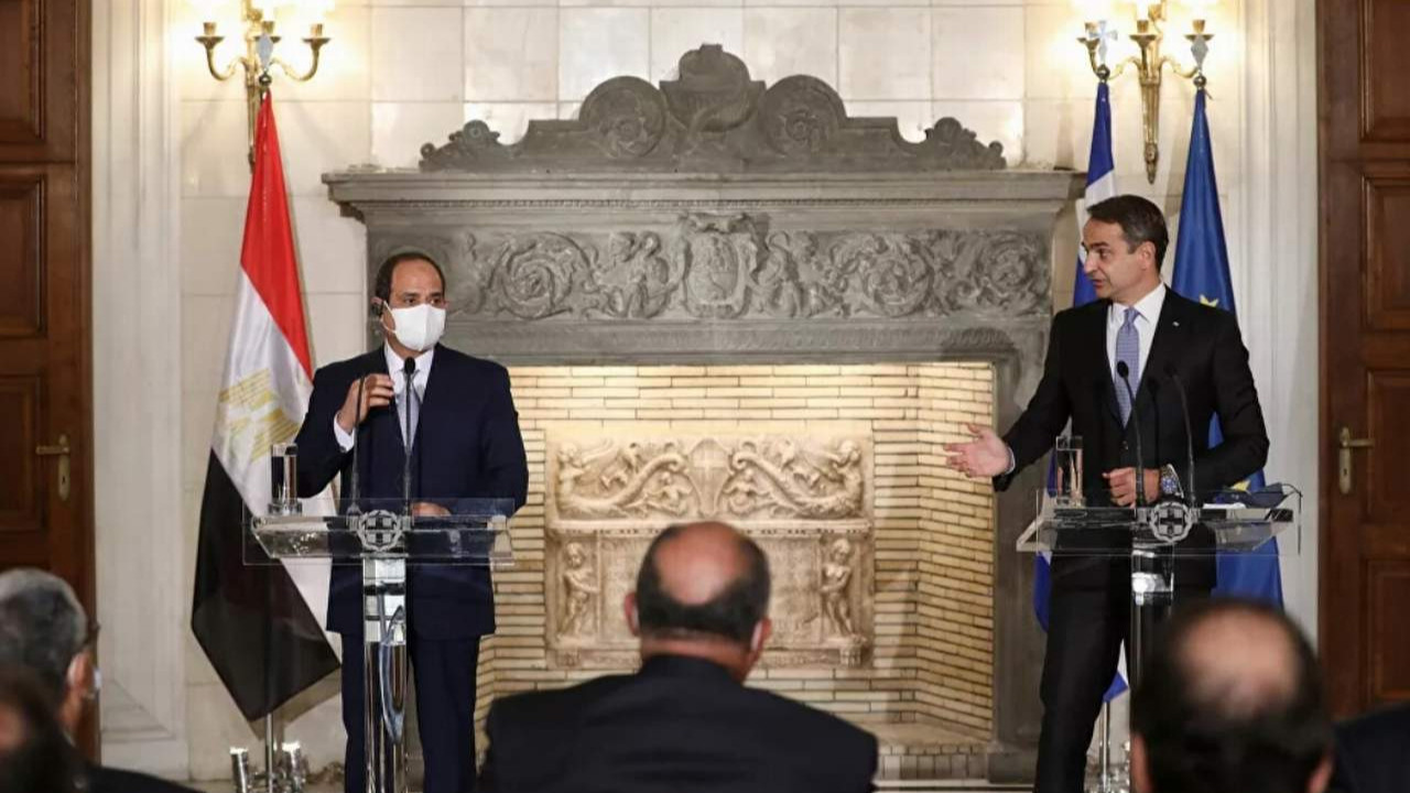 Yunanistan ile Mısır anlaştı!