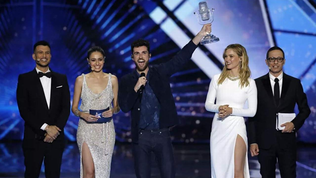 Eurovision Şarkı Yarışması'nda da koronavirüs deneyi