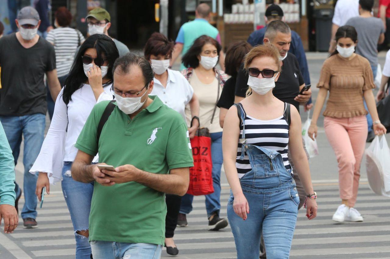 Maskeler için ürküten uyarı: Ölümcül kimyasallar tespit edildi - Resim: 2