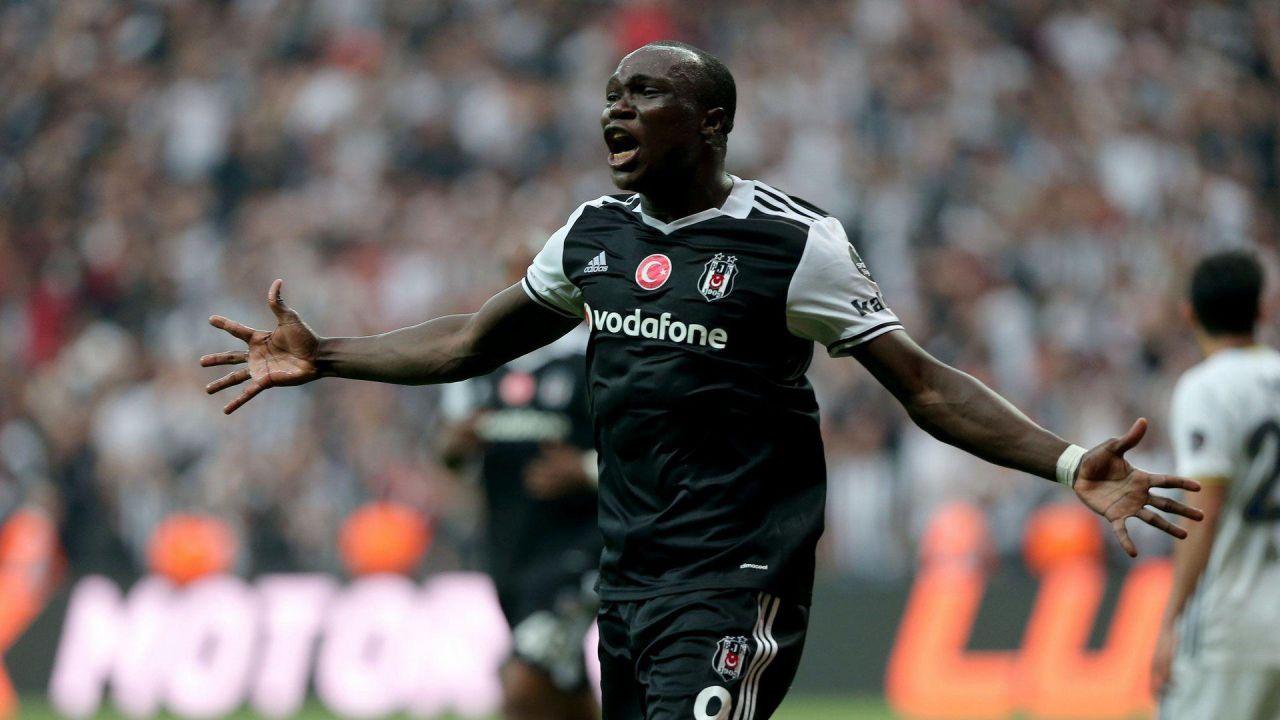Cenk ve Aboubakar'dan Beşiktaş'a bir kötü haber daha