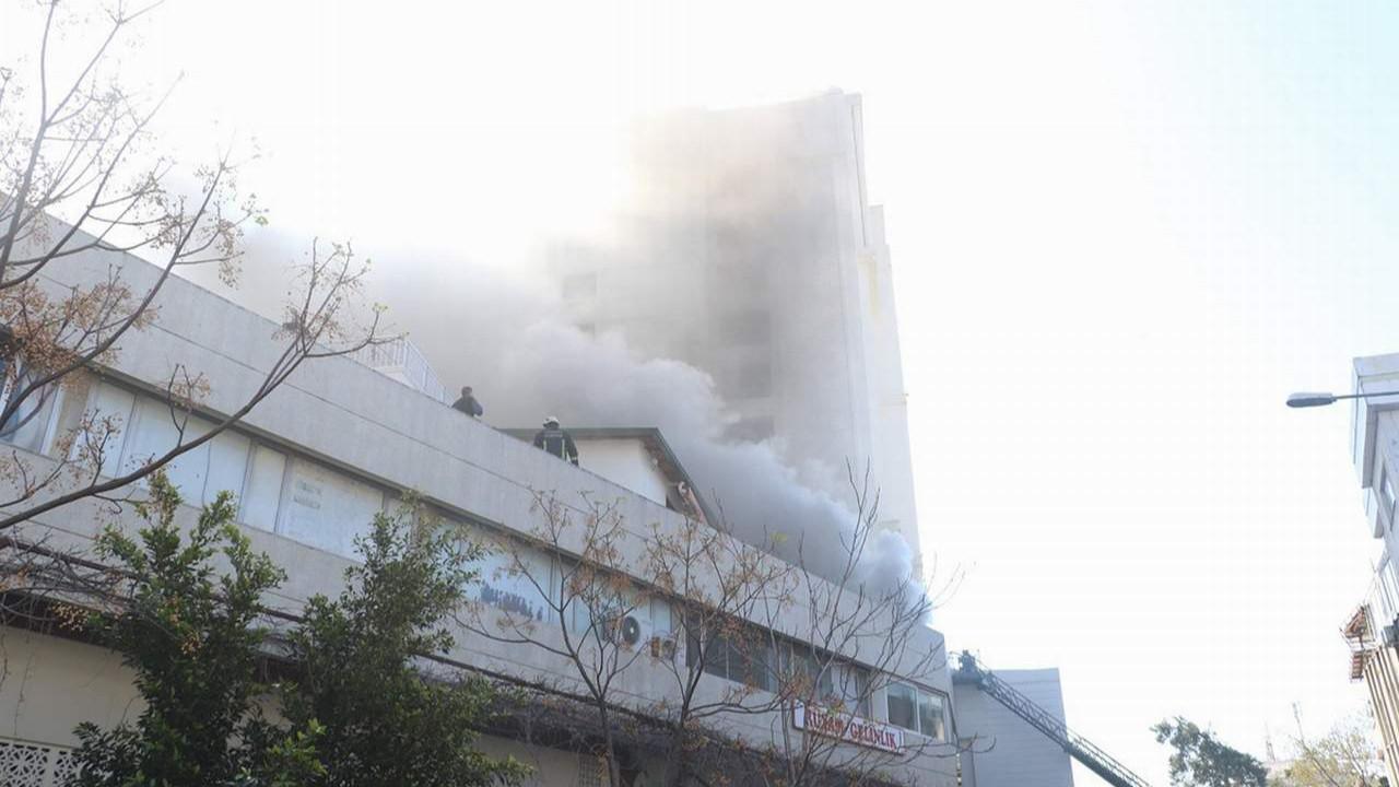 Antalya'da 4 yıldızlı otelde yangın paniği