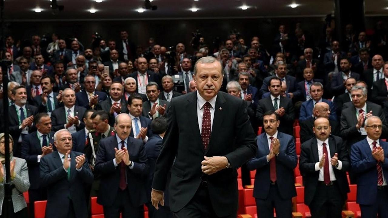 Erdoğan 55-60 milletvekilini azledecek iddiası!