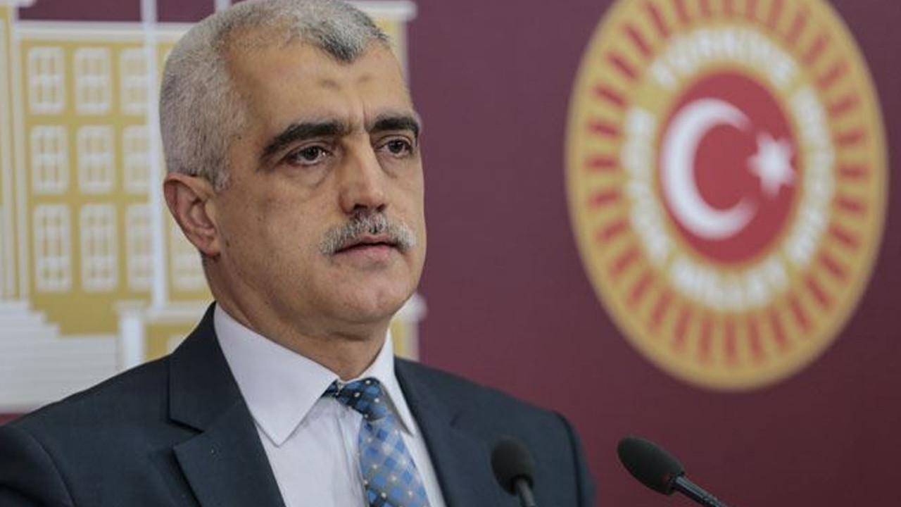 Başsavcılıktan Ömer Faruk Gergerlioğlu açıklaması