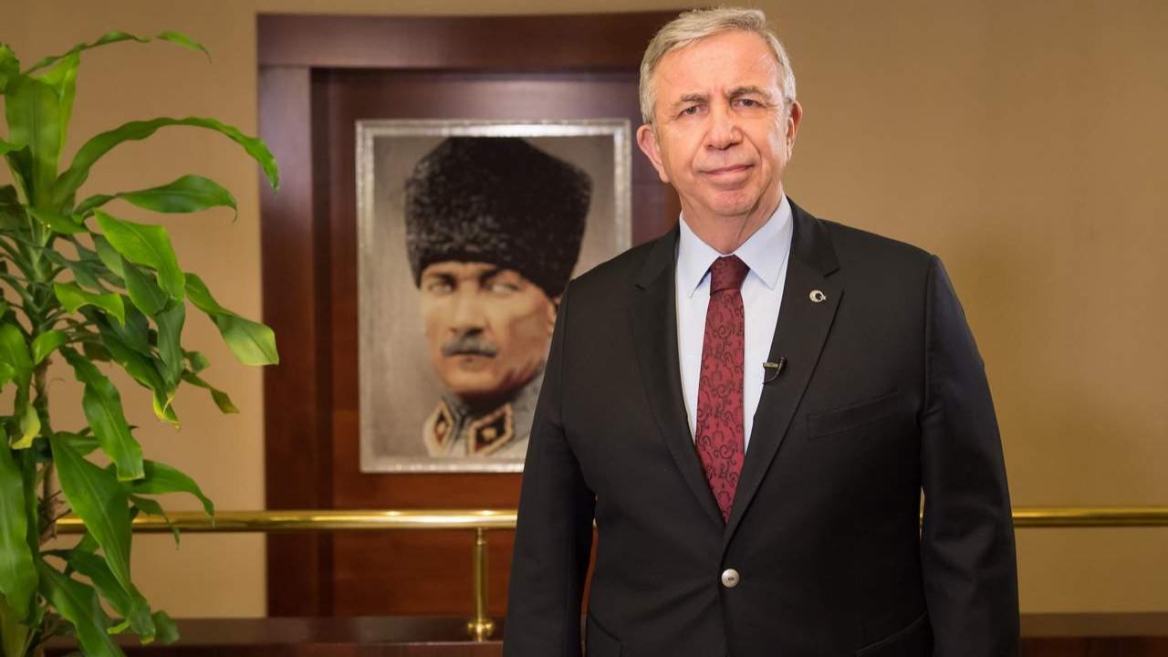 Mansur Yavaş'tan 19 Mayıs Atatürk'ü Anma, Gençlik ve Spor Bayramı mesajı