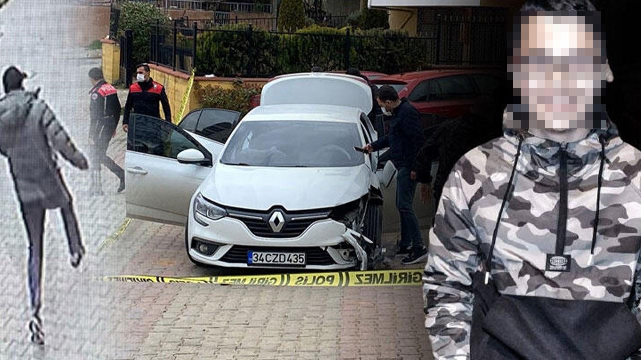 Hırsızlar, kaçarken 17 yaşındaki liseli gence çarptılar