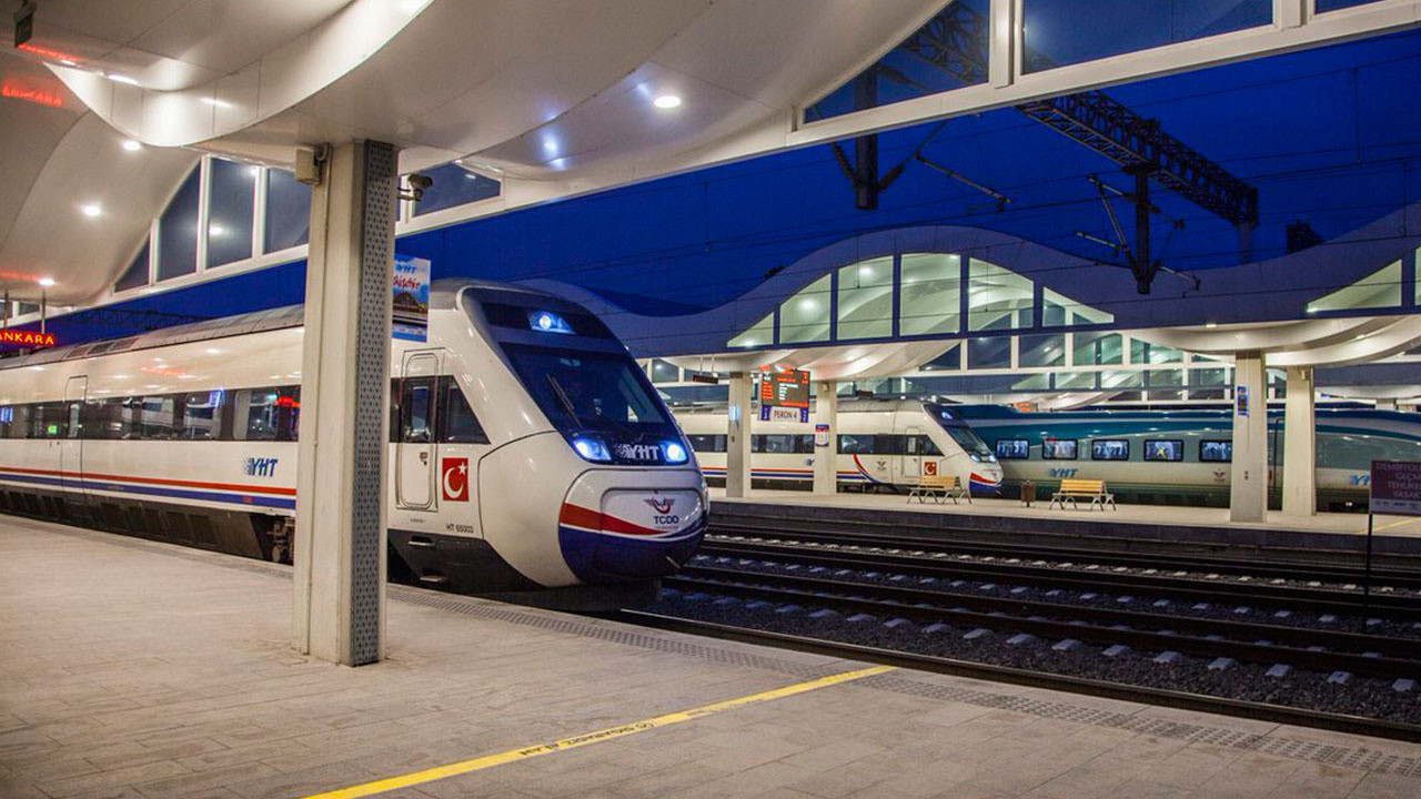 Marmaray, Başkentray ve bölgesel trenlerde seferler değişti