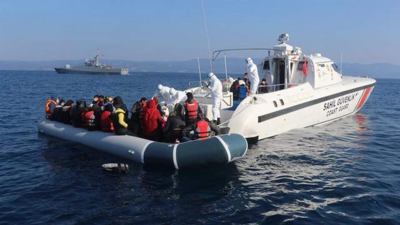 Mehmetçik 24 saatte 231 düzensiz göçmeni kurtardı!