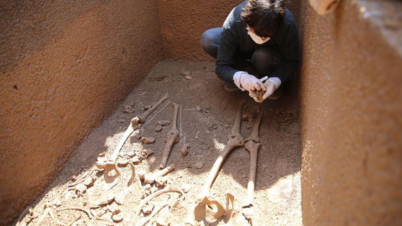 2400 yıllık keşif! Kapağını Bakan Ersoy açtı